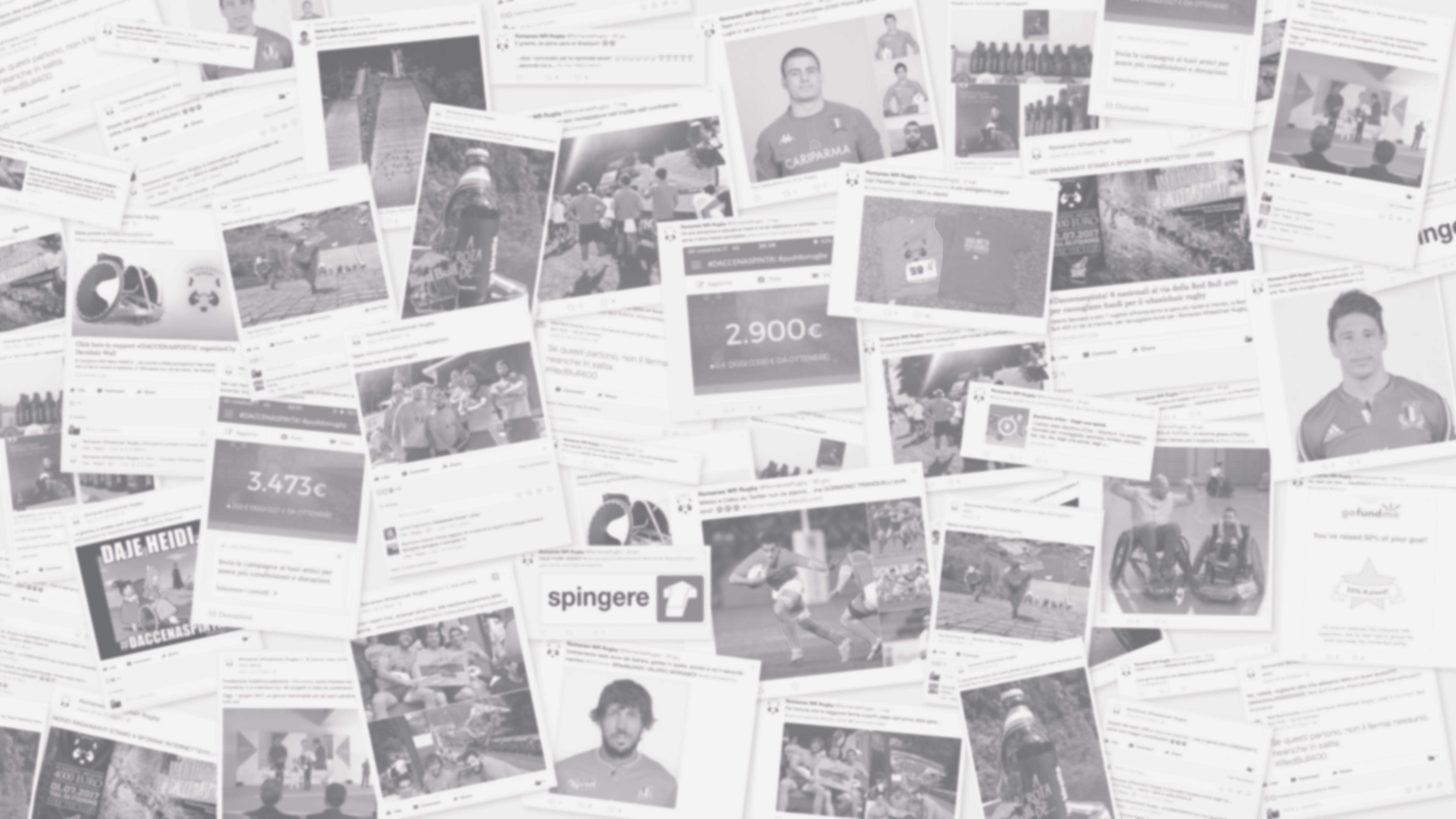 STAMO A ROTA DE SOCIAL NETWORK